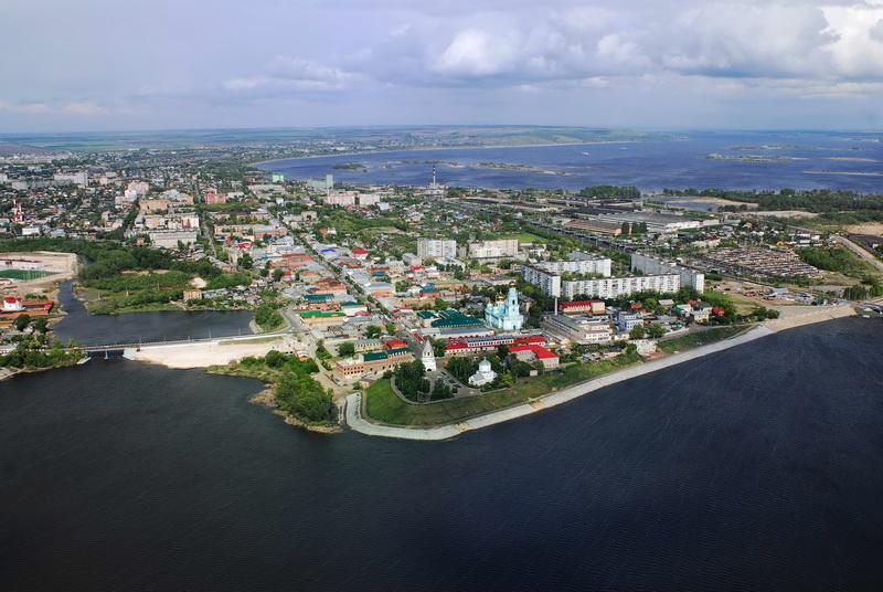 Город Сызрань