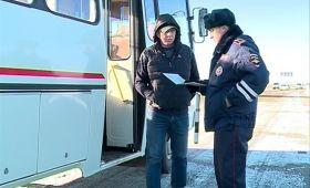 У самарцев будут проверять справки с работы вавтобусах.