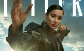 Тина Канделаки в новом номере Tatler о жизни, будущем, любви и суррогатномматеринстве