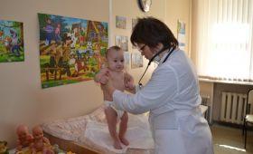 В рамках нацпроекта в самарскую детскую поликлинику поступило новоеоборудование