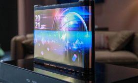 TCL CSOT презентовала два инновационных дисплея на выставке CES 2021