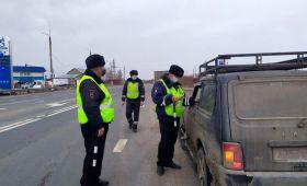 В выходные дни сотрудники Госавтоинспекции Самарского региона провели масштабные рейдовыемероприятия