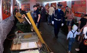 В Самаре 7 июня для бесплатного показа пришвартуется уникальный музей инженерных войск напаромах