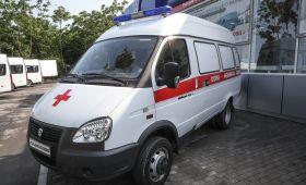 Новые автомобили скорой помощи выходят врейс